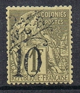 NOUVELLE-CALEDONIE N°39 N* - Neukaledonien