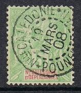 NOUVELLE-CALEDONIE N°59 Oblitération De Pouembout - Gebraucht