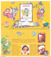 2010. Bulgaria, Europa 2010, Booklet, Mint/** - Europa-CEPT
