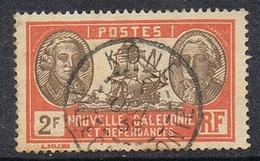 NOUVELLE-CALEDONIE N°157 Oblitération De Koné - Gebraucht