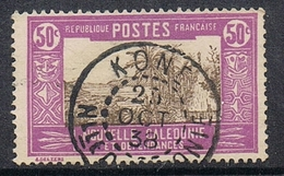 NOUVELLE-CALEDONIE N°150 Oblitération De Koné - Gebraucht
