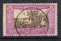 NOUVELLE-CALEDONIE N°150 Oblitération De Yaté - Gebraucht