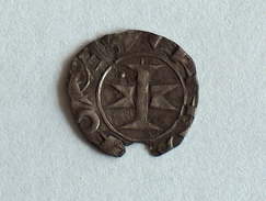FRANCE Denier De Melgueil Argent Silver - 987-1789 Royal