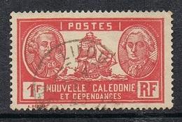 NOUVELLE-CALEDONIE N°154A Oblitération De Lifou - Gebraucht