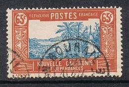NOUVELLE-CALEDONIE N°151 Oblitération De Bourail - Gebraucht