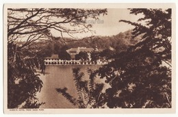 CEYLON KANDY, Queen S Hotel View From Wace Park. C1910s Old Postcard - SRI LANKA - CEYLAN - Sri Lanka (Ceylon)