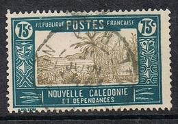 NOUVELLE-CALEDONIE N°152 Oblitération De Koné? - Gebraucht