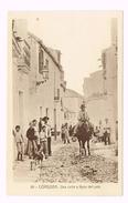 Cordoba - Una Calle Y Tipos Del Pais - Espana - Córdoba