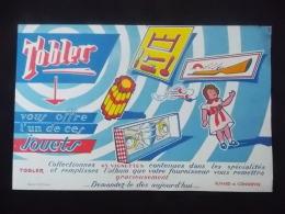 Buvard Tobler Jouets - Löschblätter, Heftumschläge