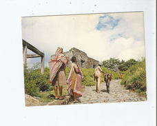 DOMONI (ANJOUAN) 82  COMORES SCENE FAMILIERE - Comores
