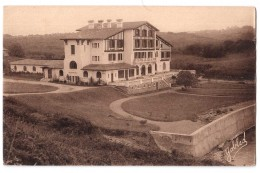 Hendaye - Hostellerie D'Haïcabia - Réserve D'Hendaye - édit. M.D. Marcel Delboy 514 + Verso - Hendaye