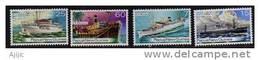 PAPOUASIE. Navires Marchands Australiens Desservant La Papouasie. 4 T-p Neufs**. Yv # 297/300. Serie Complete - Bateaux