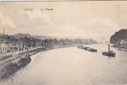 Engis - La MEuse (remorqueur Péniches, 1921) - Engis