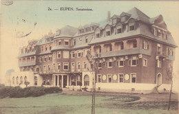 Eupen - Sanatorium (colorisée, Marco Marcovici, 1924) - Eupen
