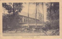 Fexhe-le Haut Clocher - L'Eglise (animée, Henri Kaquet, 1920) - Fexhe-le-Haut-Clocher