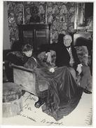 LUCIENNE BOGAERT (1892 - 1963) Actrice AUTOGRAPHE ORIGINAL AUTOGRAPH Sur Photo Originale VAN PARYS /FREE SHIPPING R - Autographes