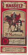 AALST-brouwerij-stokerij-OUDEN HASSELT-JENEVER-STOKERIJ ST MARTINUS - Vieux Papiers