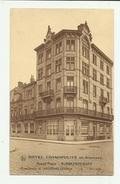 Blankenberge   *  Hotel Cosmopolite  (Grand'Place) - Blankenberge