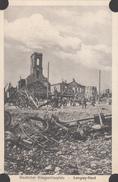 LONGUYON -HAUT -Soldats Allemand -Village En Ruines- église- Carte Allemande- Dép54(Guerre 14-18) - Longuyon