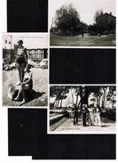 [06] Alpes Maritimes > 3 CARTES ANNEE 1950--- JUAN LES PINS //ANTIBES// SCENE DE PLAGE - France