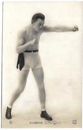 BOXE - Eugène CRIQUI - Boxing