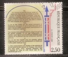 FRANCE N° 2604 OBLITERE - France