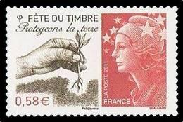 N° 4534 ** - Francia