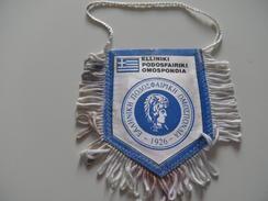 Fanion Football - FEDERATION - GRECE - Habillement, Souvenirs & Autres
