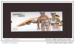 ....... STAMP PORTUGAL SPORTS TRIATHLON - Zwemmen