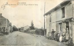 SOMME BIONNE ENTREE DU VILLAGE ET ROUTE DE VALMY - France