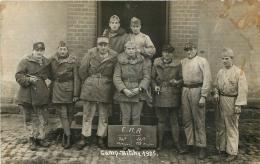 CARTE PHOYO CAMP BITCHE 1925 - Bitche