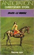 FNA 926 - STORK, Christopher - Enjeu : Le Monde (BE+) - Fleuve Noir