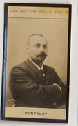 Collection Felix Potin - 1898 - REAL PHOTO - Bonvalot, Bonvallot, Explorateur French Explorer Of Central Asia And Tibet - Félix Potin