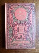 Jules Verne - Un Billet De Loterie - Hachette Et Cie Vers 1916, Cartonnage Aux Feuilles D'acanthes Première Série (rare) - Livres, BD, Revues