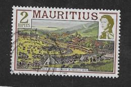MAURITIUS  USED # 458 , 1978,  CHAMPS DE MARS RACE COURSE - Maurice (1968-...)