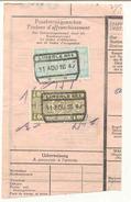 006A -België Spoorweg Chemin De Fer Stempel LIMERLE N° 1 Op FRAGMENT - 1942-1951