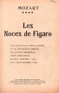 Mozart - Les Noces De Figaro - Classical
