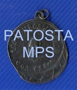 70302 ARGENTINA PERONISMO LOS BOMBEROS DE PERON C.G.T 62 ORG. MEDALLA MEDAL NO POSTAL TYPE POSTCARD - Entriegelungschips Und Medaillen