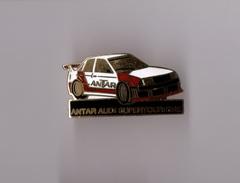 Pin's Audi Supertourisme - Antar (EGF Doré Signé EBC 92) - Audi