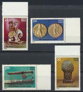 °°° INDIA - Y&T N°559/62 - 1978 MNH °°° - Nuovi