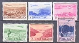 ITALIAN  OCCUP. MONTENEGRO   2 NC 18-23    * - Montenegro