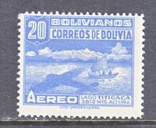 BOLIVIA  C 83      * - Bolivia