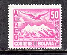 BOLIVIA  C 84      * - Bolivia
