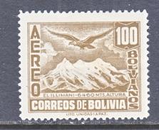 BOLIVIA  C 85  Fault       * - Bolivia