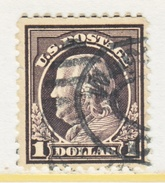 U.S. 423    Perf 12.  (o)   Double  Line Wmk.   1912 Issue - Used Stamps