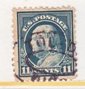 U.S. 511   Perf 11.   (o)   No  Wmk.  Flat Press   1917-19 Issue - United States
