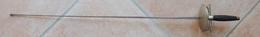 FLEURET   D' ENFANT (  Épée  D´  Escrime ) - Armes Blanches