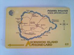 Ascension Island 5 Pounds 252CASA Atlantis Internet