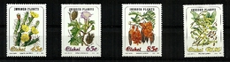 Ciskei - 1993 Invader Plants Full Set Of 4 MNH - Ciskei