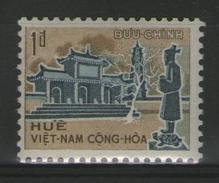 VIETNAM DU SUD:  N°372 ** (issu De Roulette), TB. Cote 13,80€. - Vietnam